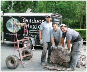 Outdoor Magic Team