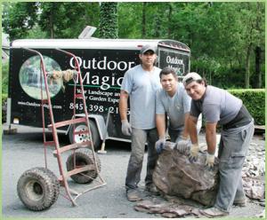 Outdoor Magic Team
