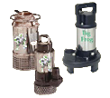 Big Frog Submersible Pumps